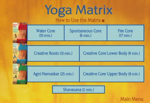 yoga matrix
