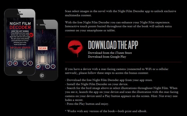 night film decoder